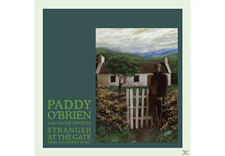 Paddy O'brien - STRANGER AT THE GATE  - (CD)