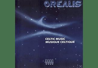 Orealis - CELTIC MUSIC-MUSIQUE CELTIQUE  - (CD)