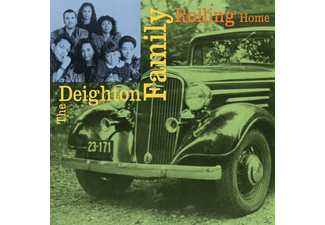 Deighton Family - ROLLING HOME  - (CD)