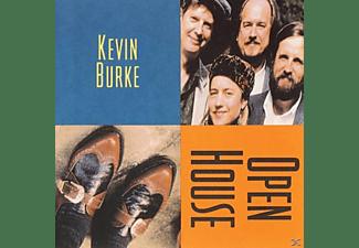 Kevin Burke - OPEN HOUSE  - (CD)