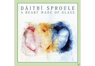 Daithi Sproule - A HEART MADE OF GLASS  - (CD)
