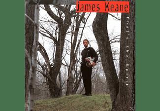 James Keane - THAT S THE SPIRIT  - (CD)