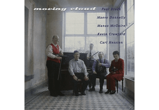 Moving Cloud - MOVING CLOUDS  - (CD)