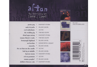 Altan - THE FIRST TEN YEARS (1986-1995)  - (CD)