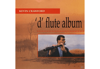 Kevin Crawford - D FLUTE ALBUM  - (CD)