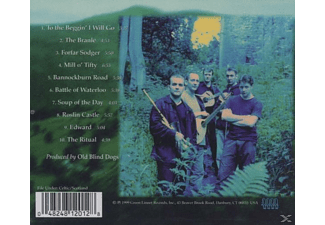 Old Blind Dogs - THE WORLDS ROOM  - (CD)