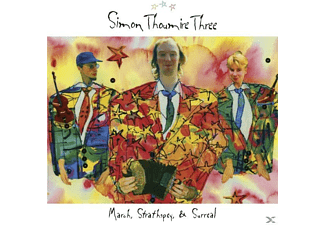 Simon Thoumire - MARCH STRATHSPEY & SURREAL  - (CD)
