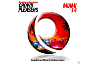 Graham Sahara - Miami '14-Seamless Sessions Crowd Pleasers [CD]