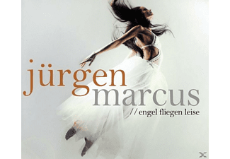 Jürgen Marcus - Engel fliegen leise - (CD 3 Zoll Single (2-Track))