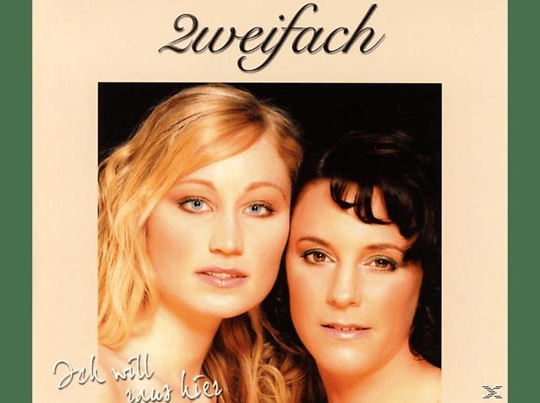 Zweifach - Ich will raus hier [CD 3 Zoll Single (2-Track)]
