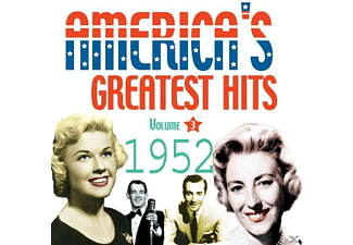 VARIOUS - America's Greatest Hits Vol.3 1952 - (CD)