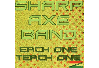 Sharp Axe Band - Each One Teach One - (CD)