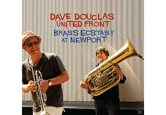 Dave United Front Douglas - Brass Ecstasy At Newport - (CD)