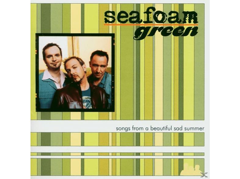 Seafoam Green - Songs From A Beautiful Sad Sum [CD]