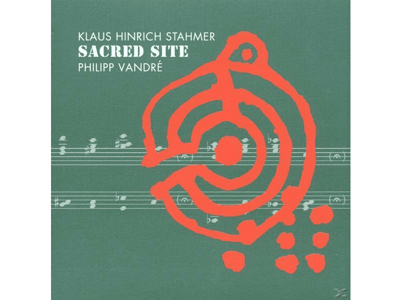 Philipp Vandre - Sacred Site [CD]