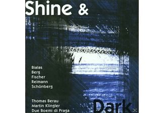 Martin Klingler - Shine And Dark - (CD)