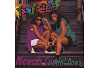 Flyy Gyrlz - Nevah Comin Down  - (CD)