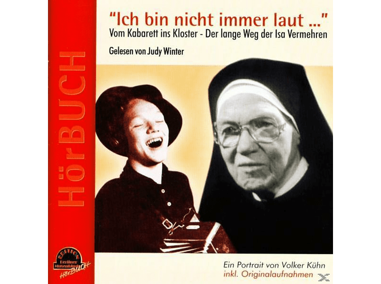 Judy Winter - Ich Bin Nicht Immer Laut - (CD)