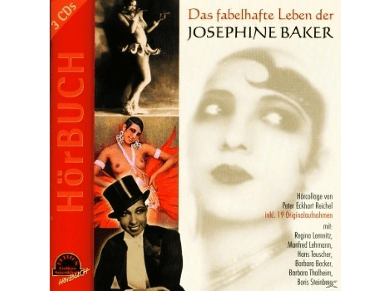 Josephine Baker - Das Fabelhafte Leben Der Josephine Baker - (CD)