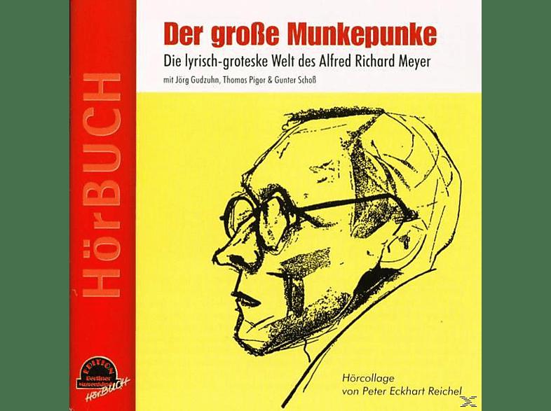 Gudzuhn/Pigor/Schoß - Der Grosse Munkepunke - (CD)