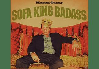 Mason Casey - Sofa King Badass  - (CD)