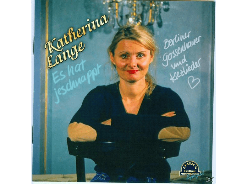 Katherina Lange - Es Hat Jeschnappt [CD]