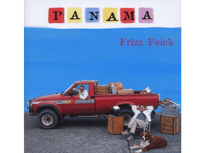 Frizz Feick - Panama [CD]