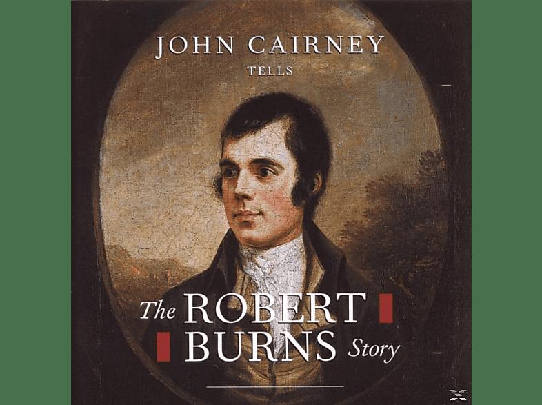 John Cairney - Tells the Robert Burns Story - (CD)
