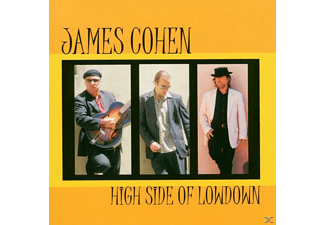 James Cohen - High Side Of Lowdown  - (CD)