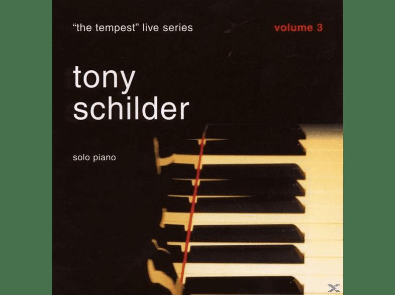 Tony Schilder - Solo Piano [CD]