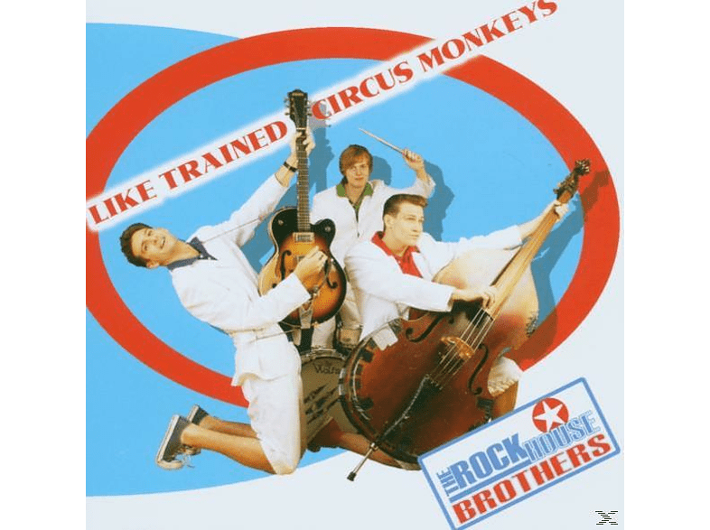 Rockhouse Brothers - Like Trained Circus Monkeys [CD]