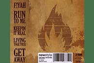 Real Keepers - Blazing Di Fiyah [CD]