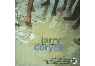 Larry Coryell - Live From Bahia  - (CD)