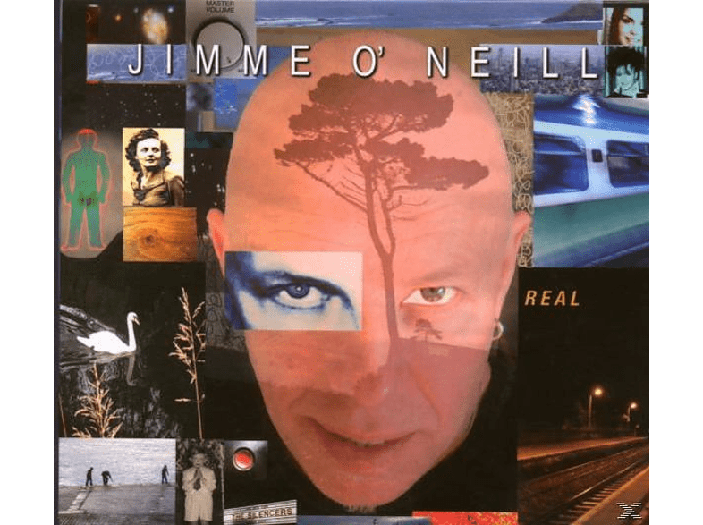 Jimme O'neill - Real [CD]