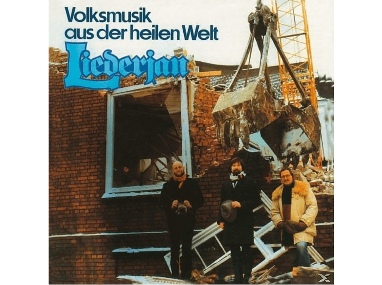 Liederjan - Volksmusik aus der heilen Welt [CD]