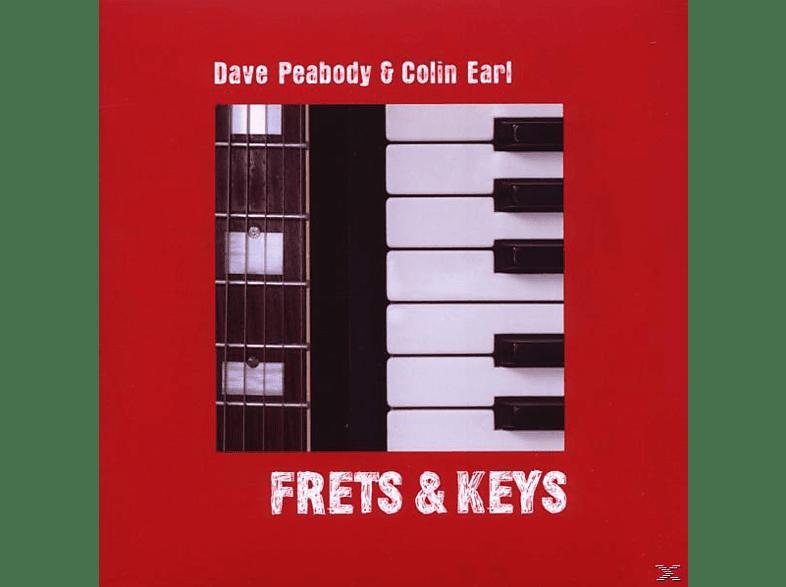 Peabody, Dave & Earl, Colin - Frets & Keys [CD]