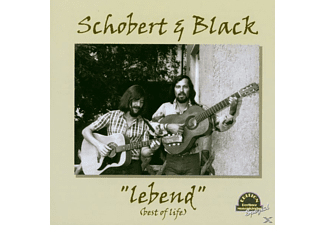 Schobert & Black - Lebend (1) - (CD)