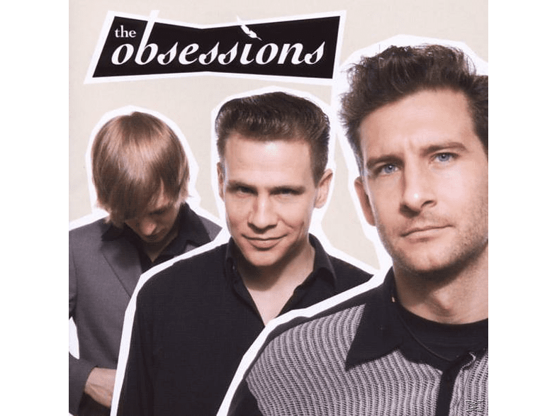 Obsession - The Obsessions [CD]