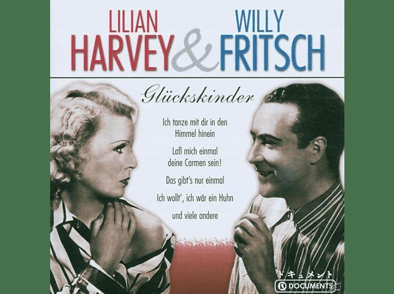 Fritsch, Willy / Harvey, Lilian - Glückskinder [CD]
