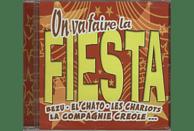 VARIOUS - On Va Faire La Fiesta [CD]