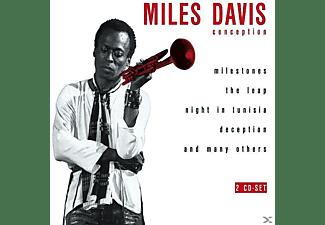 Miles Davis - Miles Davis Conception  - (CD)
