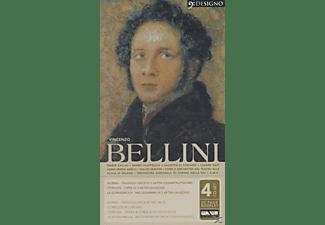 Maria Callas, Cesare Siepi, Giuseppe Di Stefano - Norma-I Puritani (Bellini, Vincenzo)  - (CD)