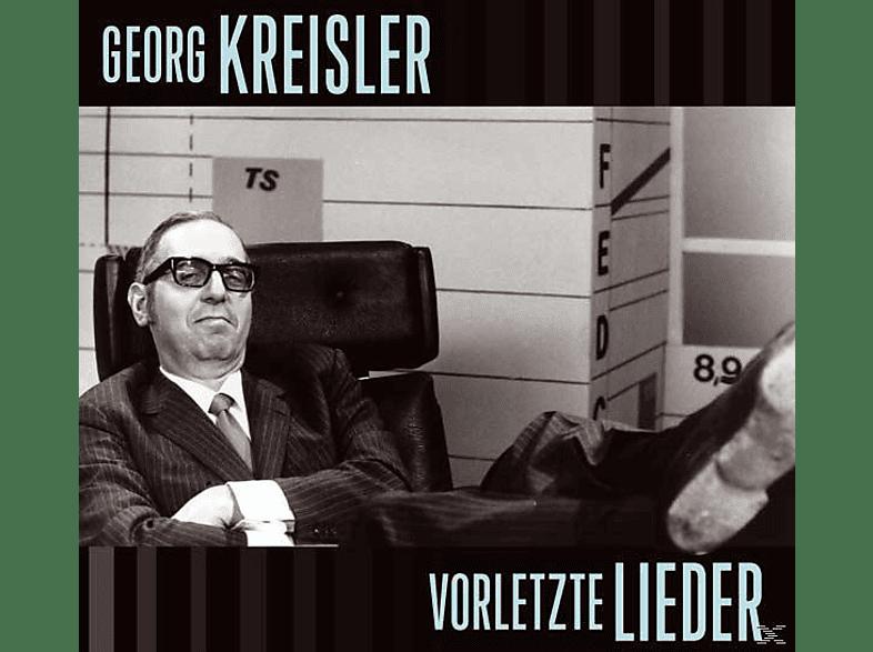 Georg Kreisler - Vorletzte Lieder [CD]