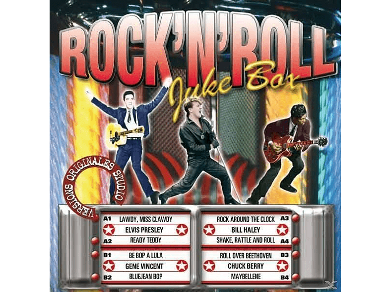 VARIOUS - Rock N Roll Juke Box [CD]