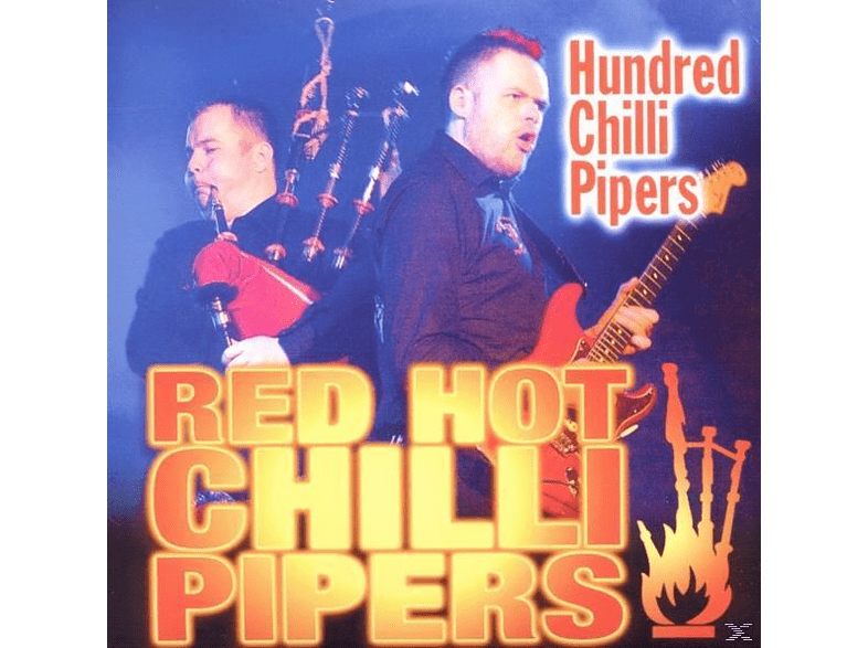Red Hot Chilli Pipers - HUNDRED CHILLI PIPERS [CD 3 Zoll Single (2-Track)]