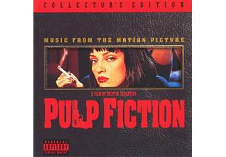 Various - Pulp Fiction (Collector's Edition) [CD]
