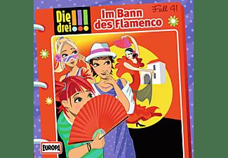 Die Drei ??? - Die drei !!! 41: Im Bann des Flamenco  - (CD)