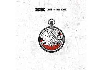 Zox - Line In The Sand  - (CD)