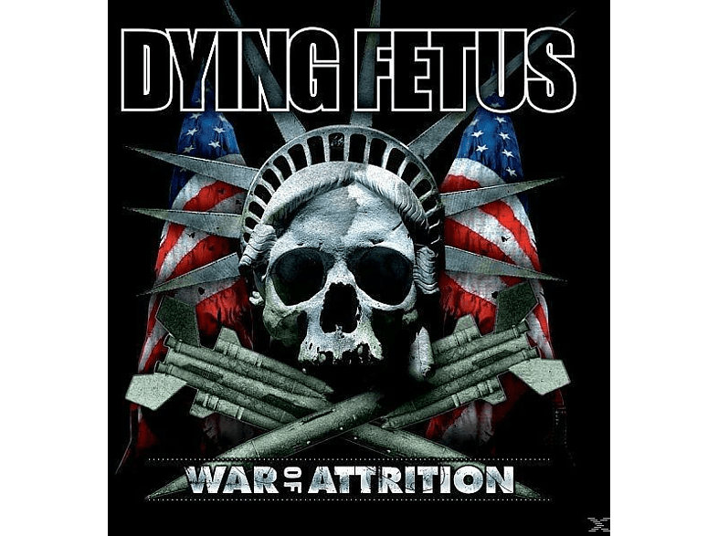 Dying Fetus - War Of Attrition (Black LP+MP3) [Vinyl]