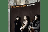 Boulanger Trio - Solitairess [CD]